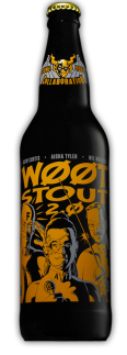 w00tStout 2.0 imperial stout wil wheaton aisha tyler drew curtis beer
