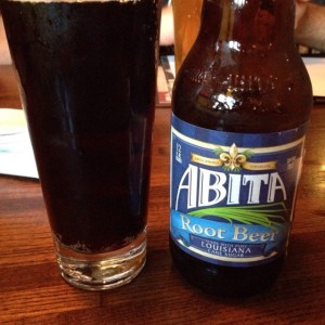 abita root beer craft soda